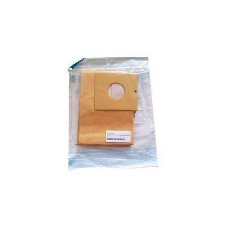 Bolsa de aspirador compatible con aspirador Goldstar 2500E. Se vende en pack de 5 bolsas.
