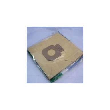 Bolsa de aspirador compatible con aspirador Solac 922-926. Se vende en pack de 5 bolsas.