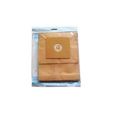 Bolsa de aspirador compatible con aspirador Taurus GOLF 1200/1400. Se vende en pack de 5 bolsas.