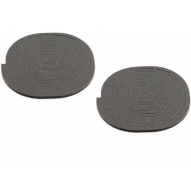 Pack de 2 Rollos de Cinta Junta Adhesiva de asiento para Placa Vitroceramica o Inducción