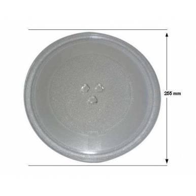 OFERTA Plato microondas Daewoo Samsung 255 mm diámetro