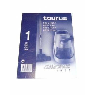 Filtro Hepa aspirador Taurus Aqua space 1500
