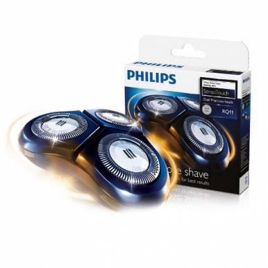 Cabeças originais de barbear Philips RQ-11