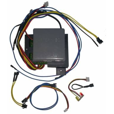 Caja de encendido Automatico Calentador de Agua Cointra modelos CIP / MIP