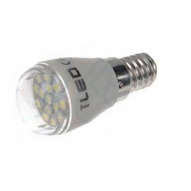 Bombilla LED para Frigorifico E14 0,8W marcas BRANT, FAGOR, INDESIT, WHIRLPOOL