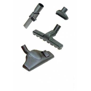 Set de Cepillos y accesorios Aspiradoras Solac AS3260 Multicyclonic