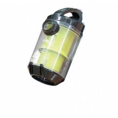Conjunto do recipiente do filtro cyclonic aspirador de pó Solac AS 3258