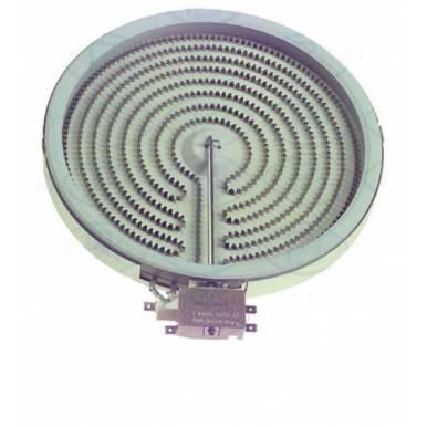 Placa encimera Vitroceramica 2300W 230 mm diametro