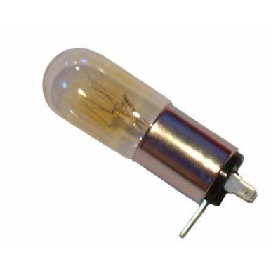 Lampara Bombilla para horno microondas tipo Moulinex con suporte de metal