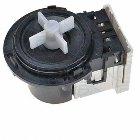 Bomba de desague para lavadora y lavavajillas Leile 35W, EDESA, FAGOR, KELVINATOR, OTSEIN