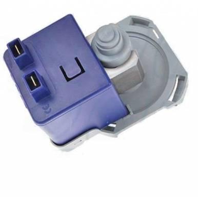 Bomba de desague para lavadora y lavavajillas GRE 34W, 4 puntos de anclaje, terminal normal