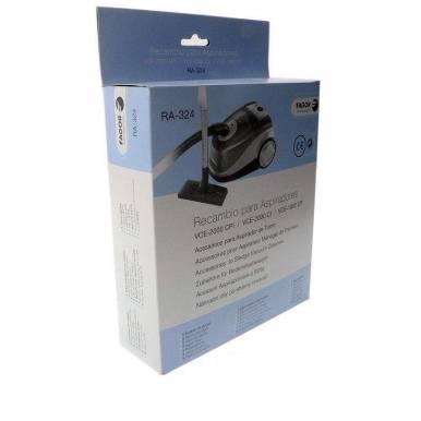 Saco coletor de sujeira descartável+filtro aspirador  Fagor VCE 1800/2000