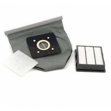Bolsa tela y filtro hepa ORIGINALES aspirador Fagor VCE-150 / 160 / 180