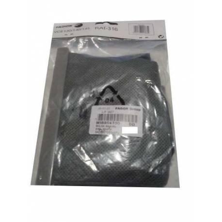 Bolsa tela aspirador y filtros ORIGINALES Fagor modelo VCE-130 /140 / 145