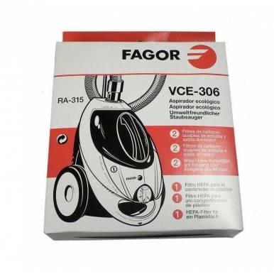 Filtro HEPA aspirador Fagor VCE-306