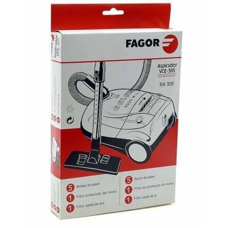 Bolsa  filtro aspirador Fagor VCE-365