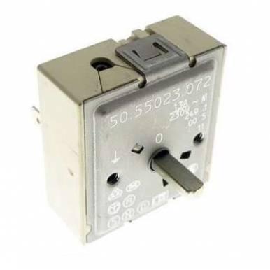 Regulador Selector encimera Vitroceramica FAGOR, EDESA, ASPES, WHITE WESTINGHOUSE