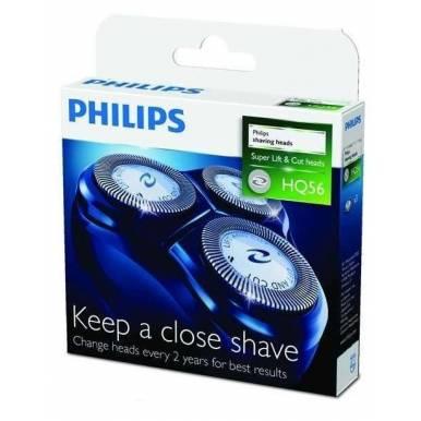Cabeça barbeador Philips HQ56