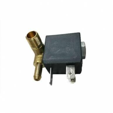 Electrovalvula tipo FOGGACI 90GR.SX ATT 1/8 4W con salida izquierda
