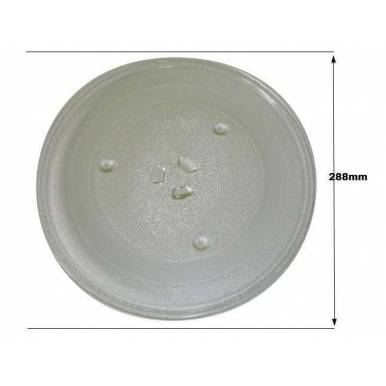 Prato microondas Samsung / Balay 288 mm diâmetro