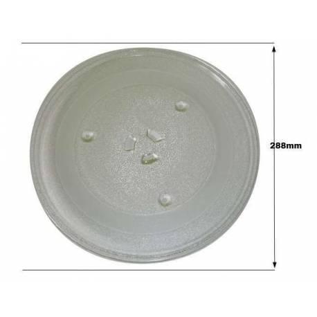 Plato de microondas Samsung / Balay 288 mm diámetro