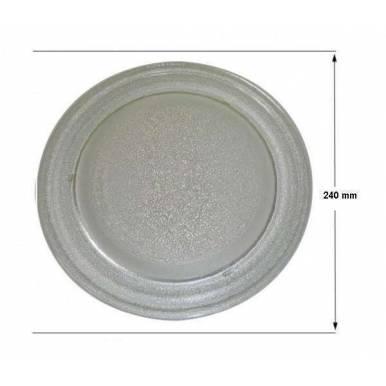 Prato microondas LG 260 mm diâmetro