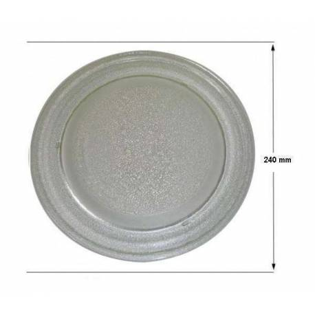Plato microondas LG 240 mm diámetro