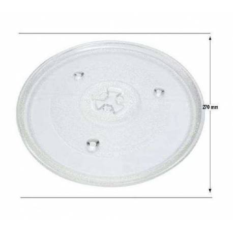 Plato de microondas Panasonic 270 mm diámetro
