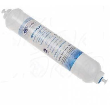 Recambio de Filtro Agua / Hielo para frigorifico Daewoo, General Electric, Haier, LG, Liebherr, Nef, Teka, Whirpool