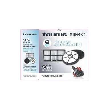 Kit de filtros aspirador Taurus F40 Turobocyclone