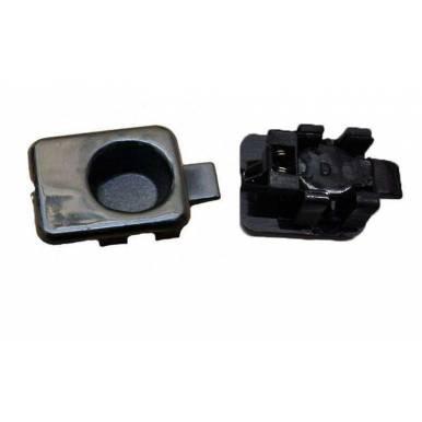Soporte Visera Cierre Campana Extractora Teka C602 (color Negro)