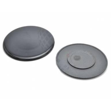 Tapeta quemador de esmalte Nº 3 para cocina Teka / Fagor, Diametro 102 mm