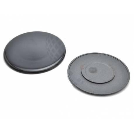 Tapeta quemador de esmalte Nº 2 para cocina Teka / Fagor, Diametro 72 mm