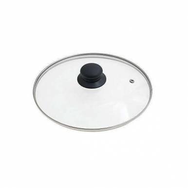Tampa cristal Universal diâmetro 24 cm para baterias de cozinna