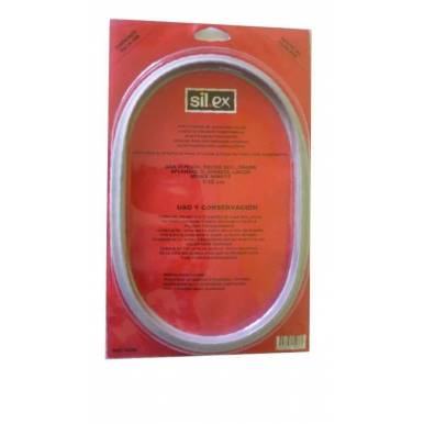 Junta adaptable de silicona Silex de 22cm
