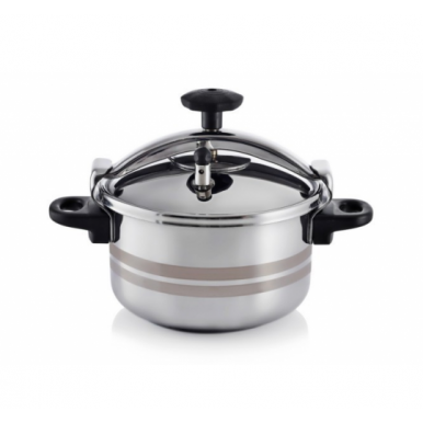 Oferta Olla a presión Evinox Classic 12 Litos 28 cm diámetro
