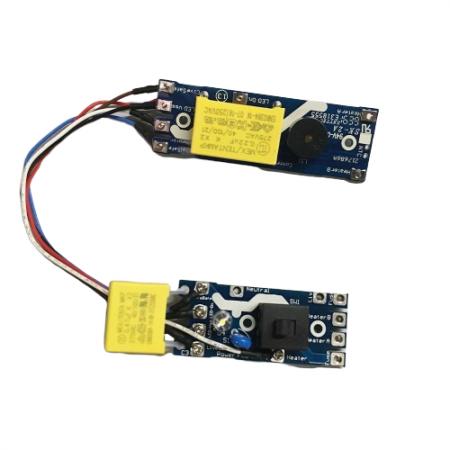 Repuesto GHD, Kit Circuito PCB con interruptor Plancha Pelo GHD Mk 5