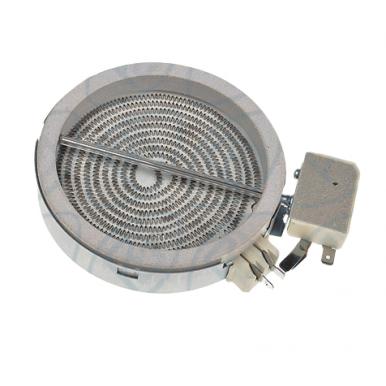 Placa Encimera Vitroceramica Teka TR530 650W 120 mm diametro