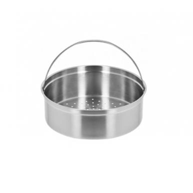 Cestillo para cocinar al Vapor con Olla a Presion 24 cm