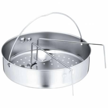 Cestillo perforado para cocinar al Vapor con Olla a Presion WMF Perfect 22 cm diametro