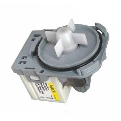 Bomba de desague para lavadora y lavavajillas AEG, ELECTROLUX, CANDY, CORBERO, ZANKER, ZANUSSI, ZOPPAS
