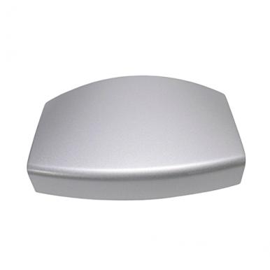 Maneta de Cierre de puerta de lavadora AEG, Electrolux (Color Gris)