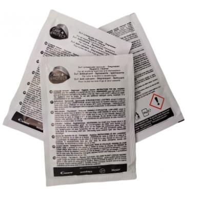 Limpiamáquinas Lavadora y Lavavajillas Pack 3 sobres