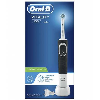 Braun Oral B Cepillo Dental Vitality 100 Cross Action