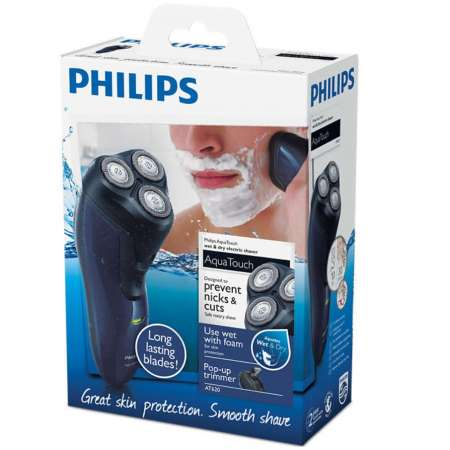 Philips Afeitadora eléctrica Wet & Dry