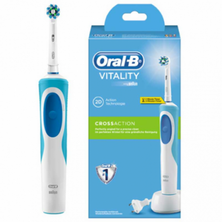 Braun Oral B Cepillo Dental Vitality Precision Clean 2D CrossAction
