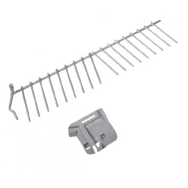 Rejilla de inserccion sujeta platos para cesta Lavavajillas Balay Bosch
