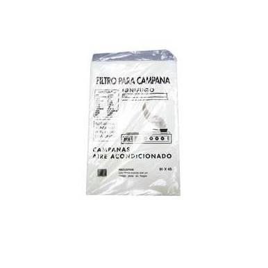 Filtro exaustor papel coifa 90 cm