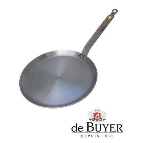 GAMA DE SARTENES CREPS DE HIERRO MINERAL B DE BUYER